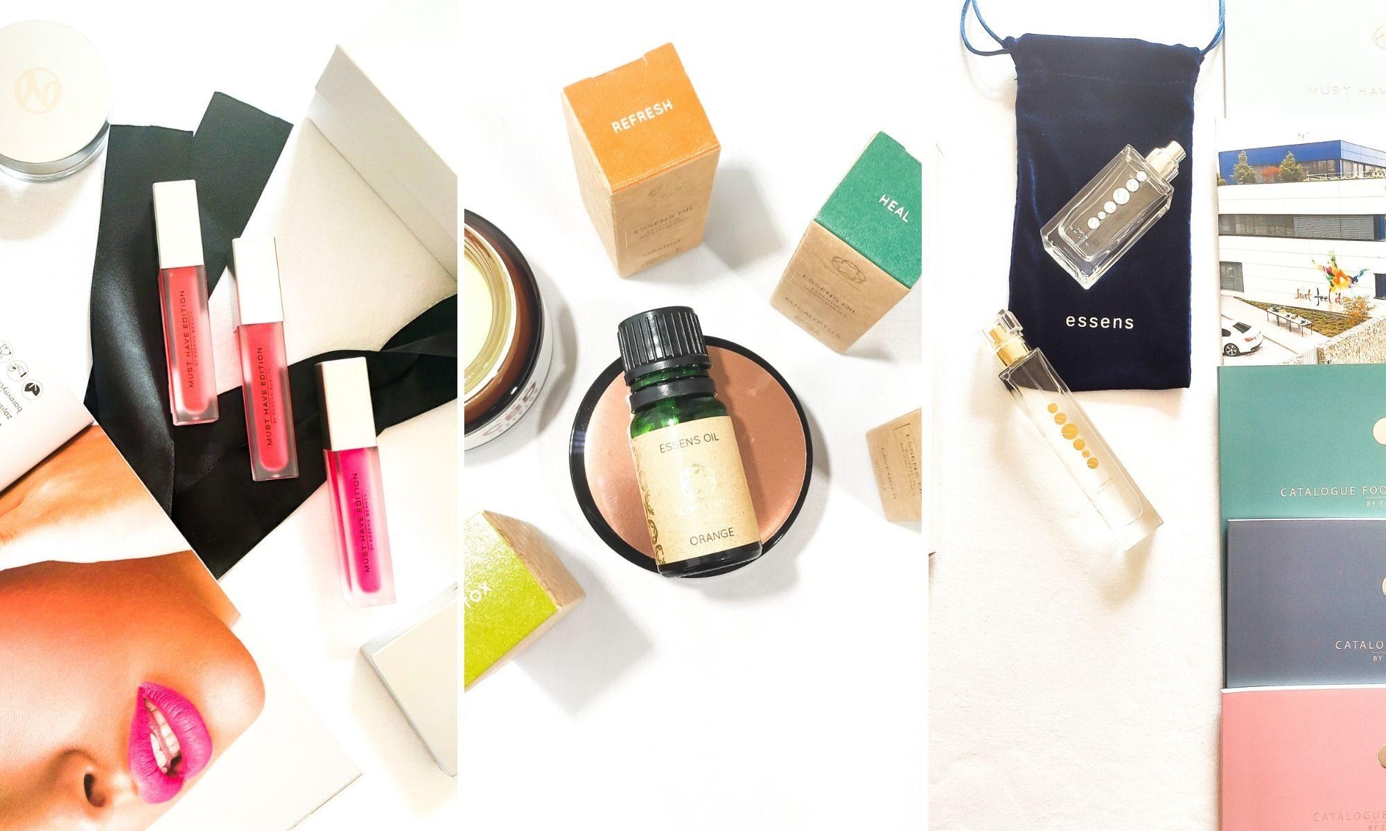Essens - parfémy, krása, zdraví